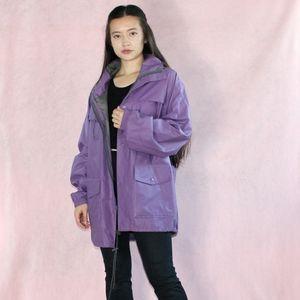 VTG 1990s Purple Rain Jacket